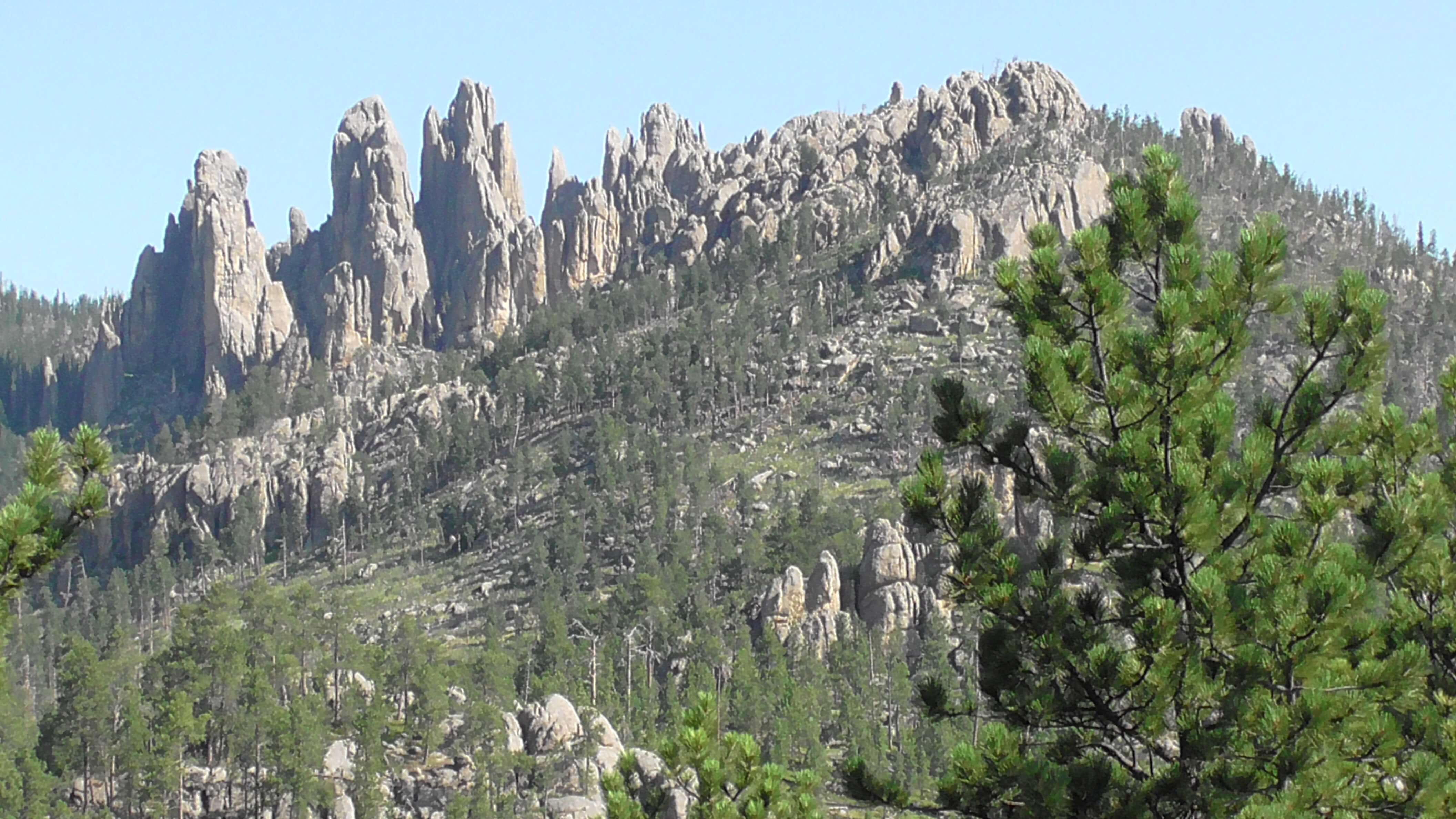 Needles, Custer State Park