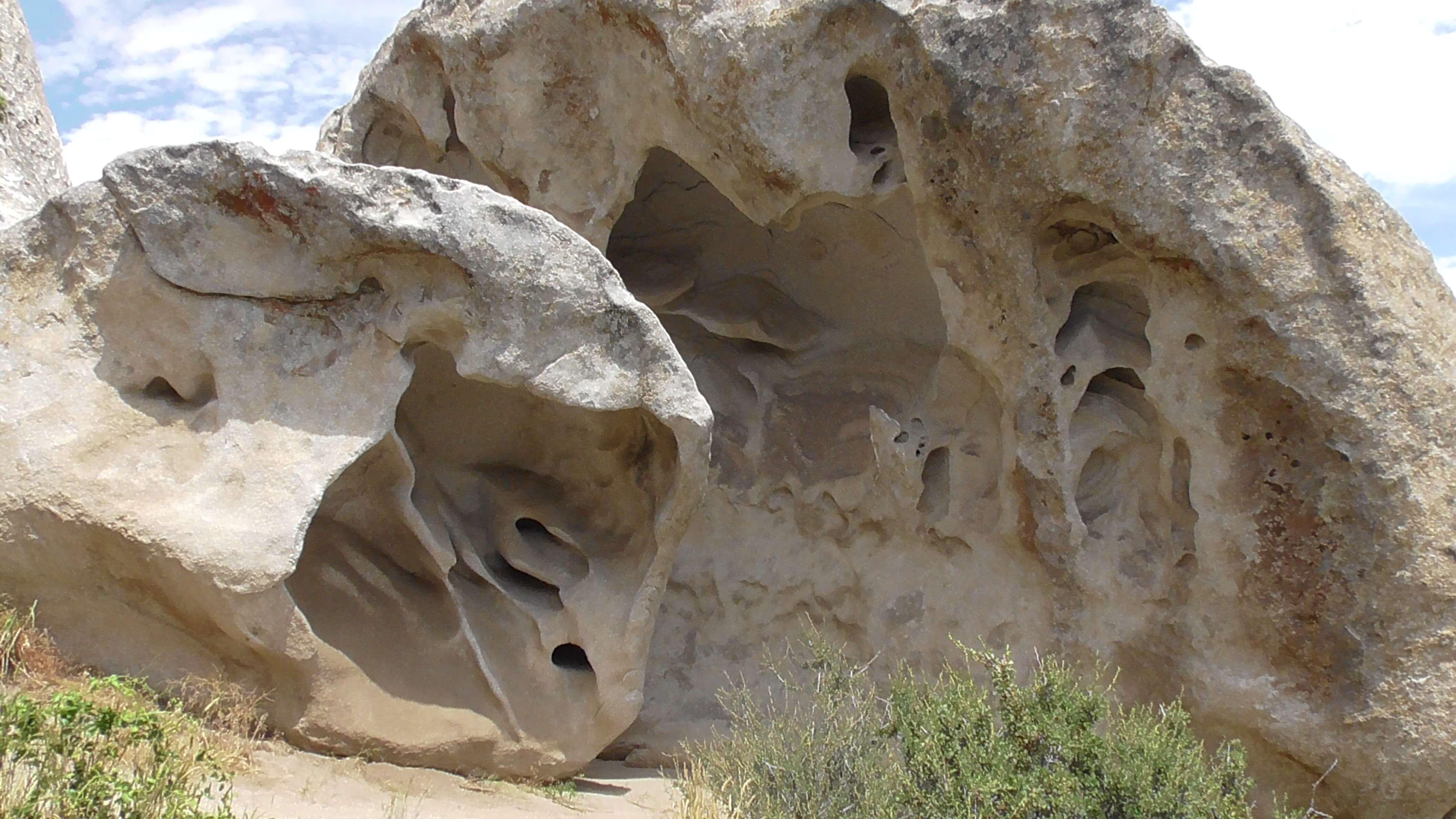 Erosion, City of Rocks National Reserve, Idaho