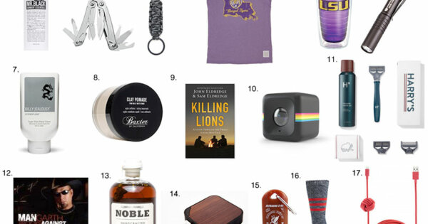 Stocking Stuffer Ideas For Men Marla Young