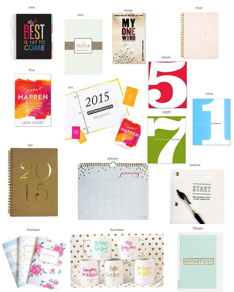 15 Essentials for 2015