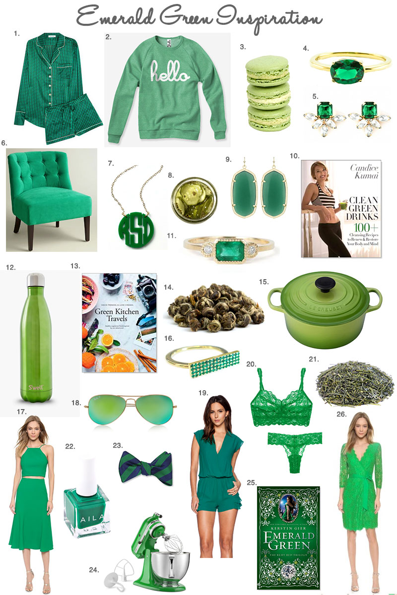 emerald-green-inspiration