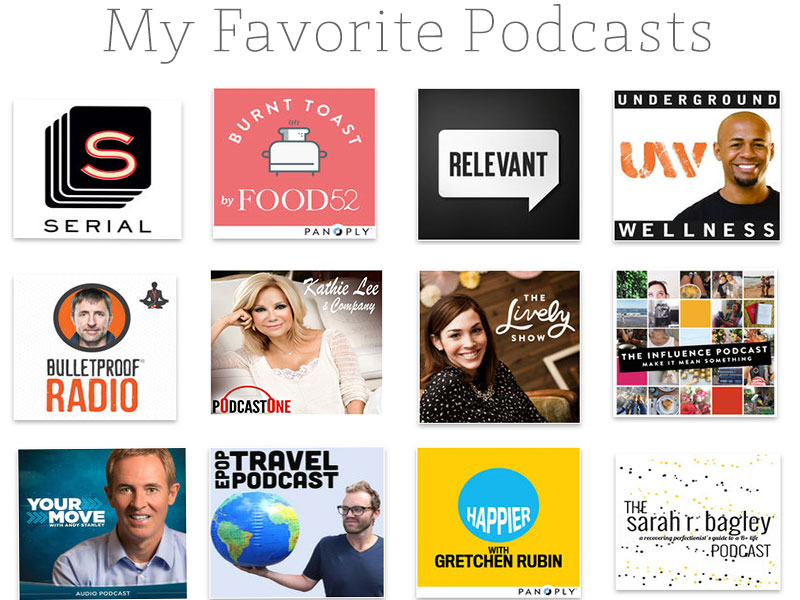 My-Favorite-Podcasts