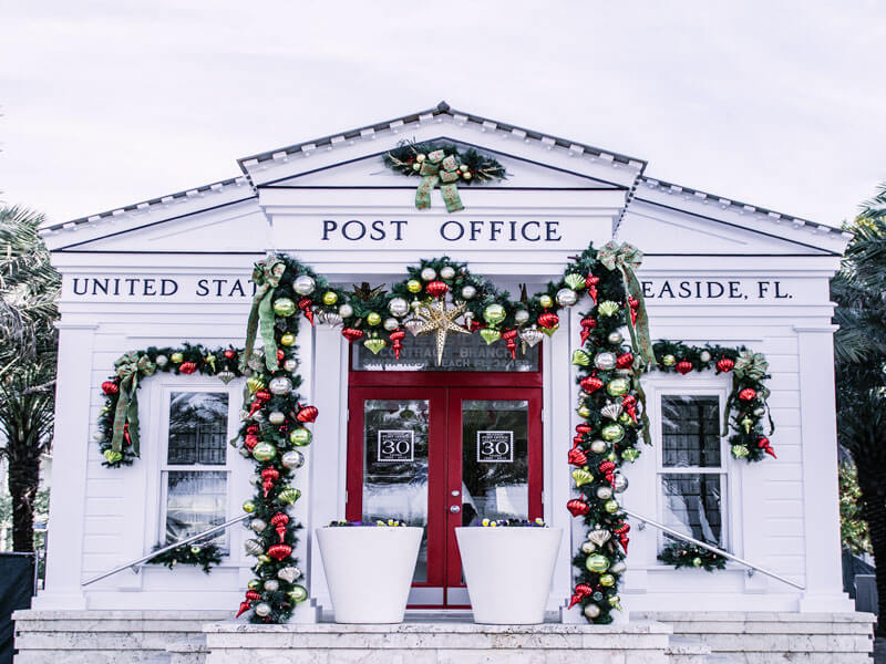 Seaside Florida Post Office