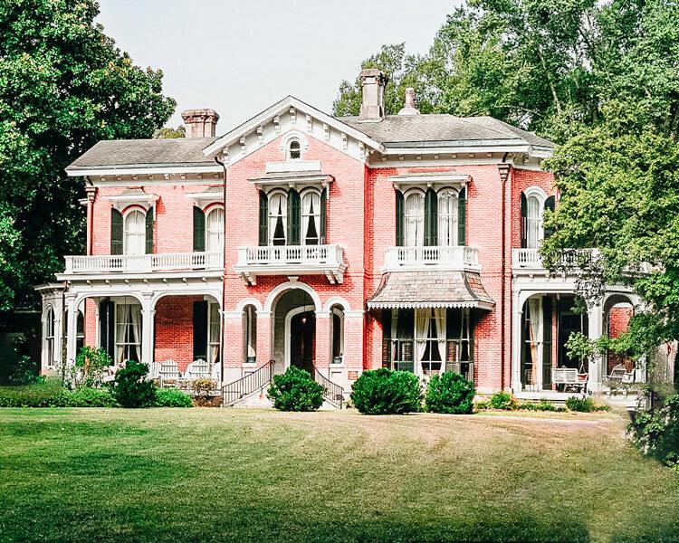 Oxford Mississippi Historic Home