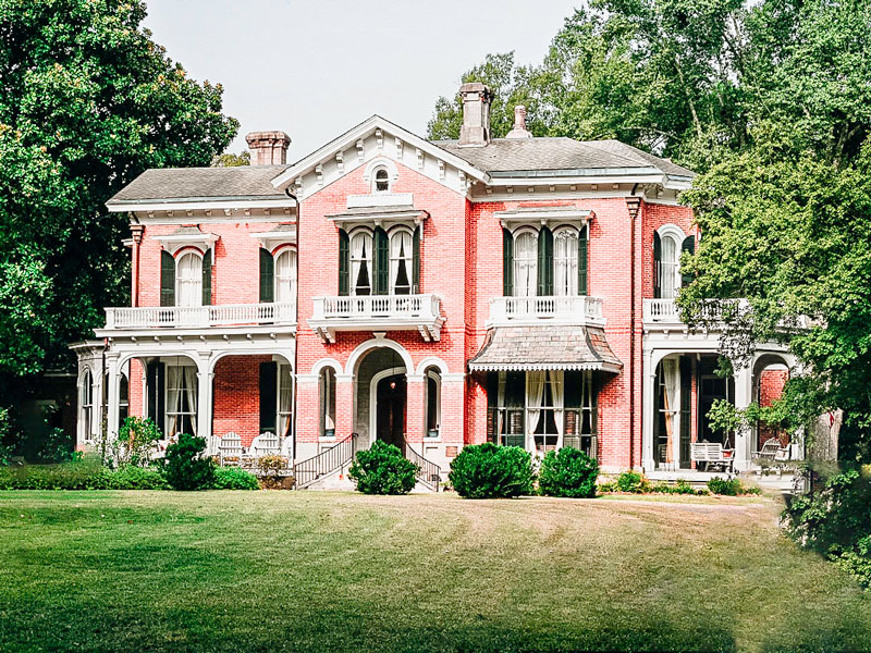 Oxford Mississippi Historic Home
