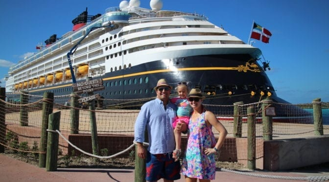 Cruising on the Disney Wonder with a Preschooler: Hit or Miss?
