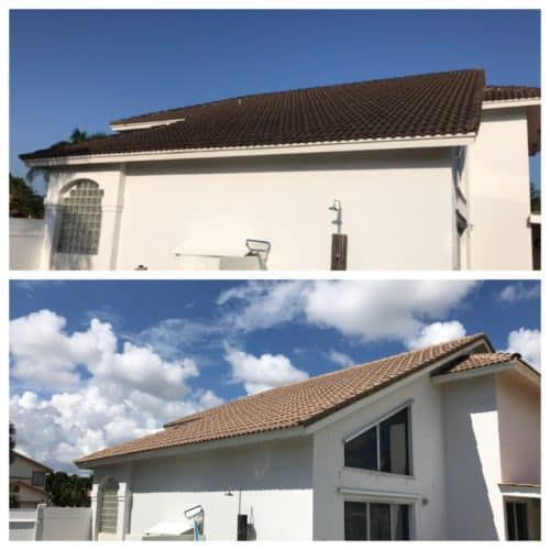 Pressure Perfection Roof Cleaning