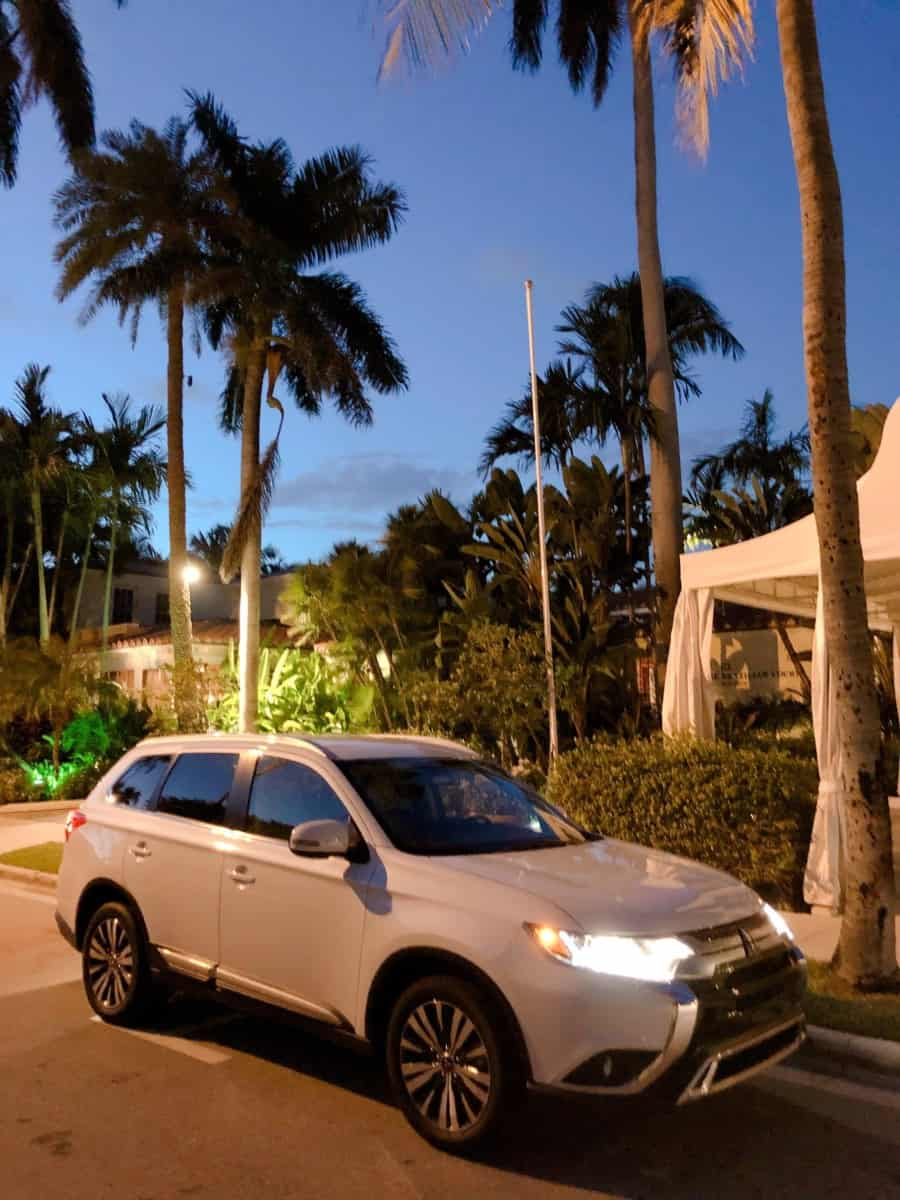 Planning a trip to Disney with friends - 2019 Mitsubishi Outlander