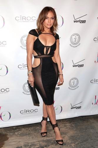 J Lo's birthday