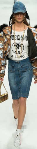 bomber jacket by moschino