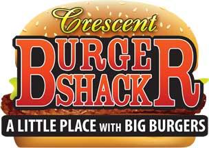 Crescent Burger Shack Logo