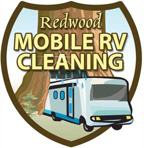 Redwood Mobile RV Cleaning logo