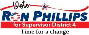 Ron Phillips Campaign Logo