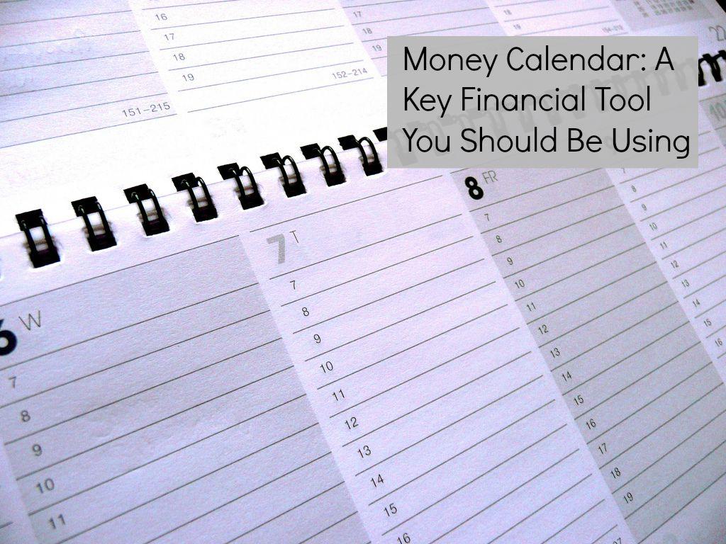 Business calendar words