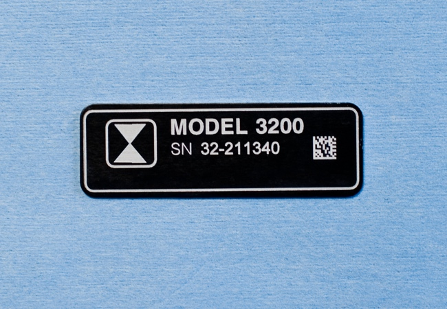Aluminum Nameplate