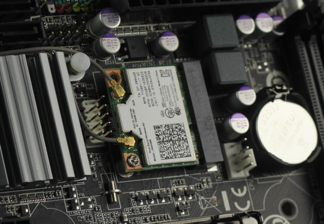 Label on Circuit Board
