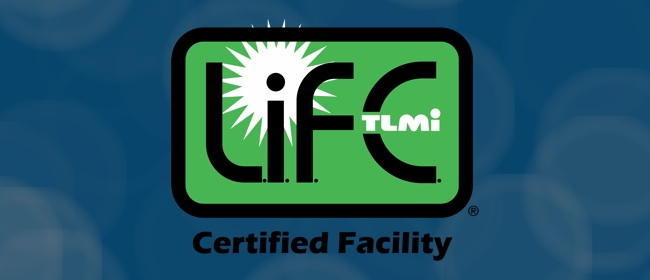 Environmentally Certified Facility