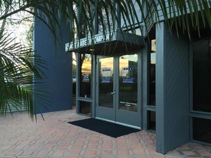 Coast Label Front Door