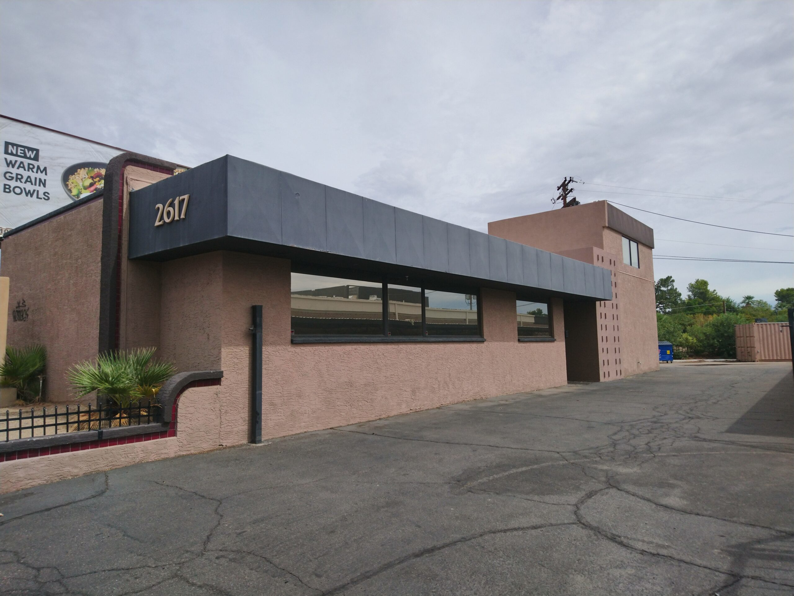 <p>This small 4,000 SF project for a creative developer couple is a reboot of a previous law office into a fresh light-filled pottery studio available for public classes along with an adjoined coffee shop and private artist studios for rent. The City of Phoenix permits have been granted and construction […]</p>