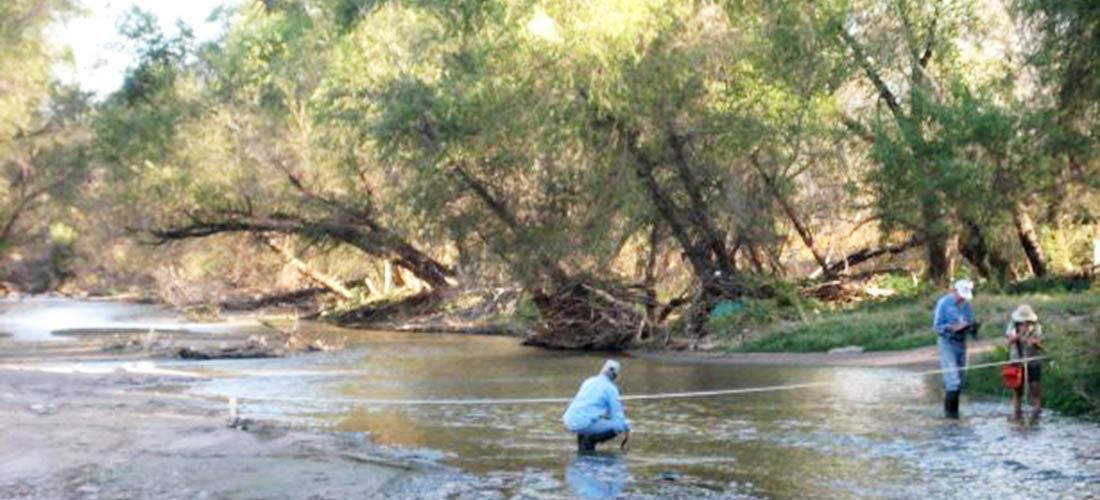 RiverWatch – Water Sampling