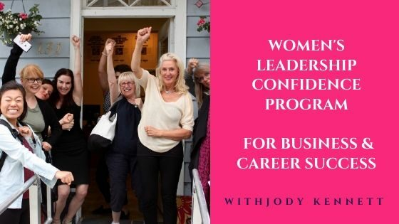 Women's Leadership Confidence Course