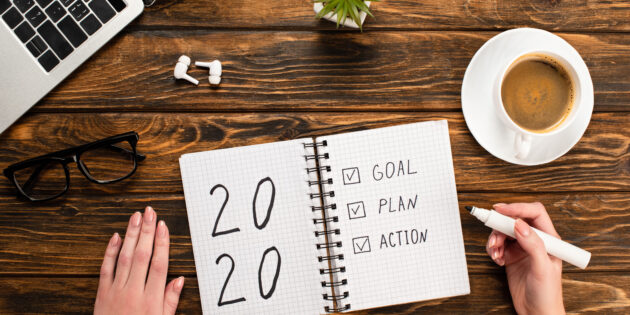2020 Goals Action Plan