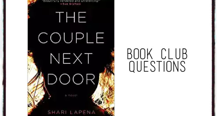 Couple Next Door Book Club questions