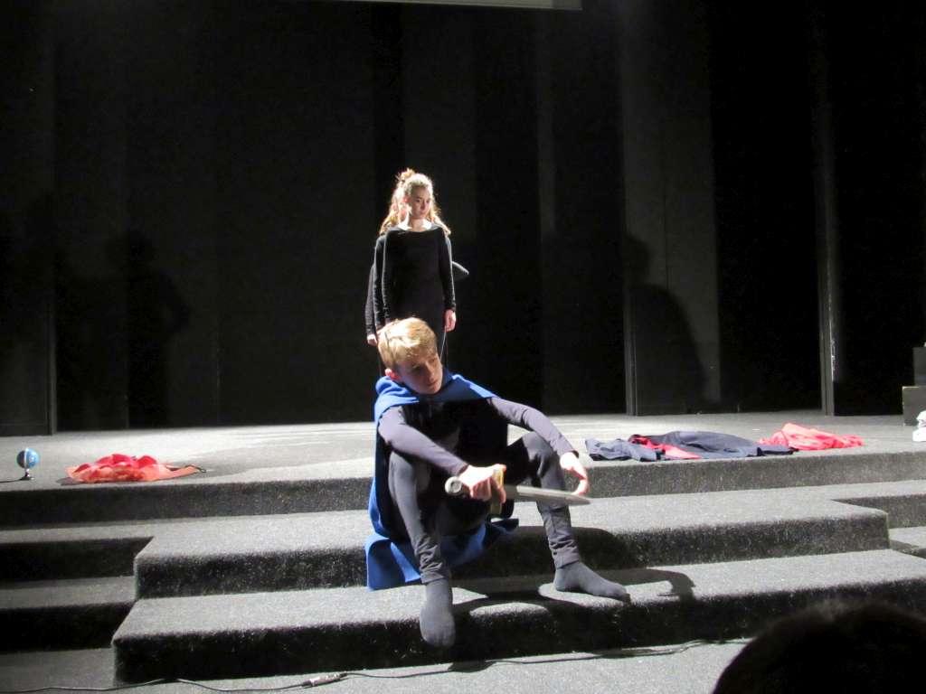 Laboratorio teatrale alla scuola media