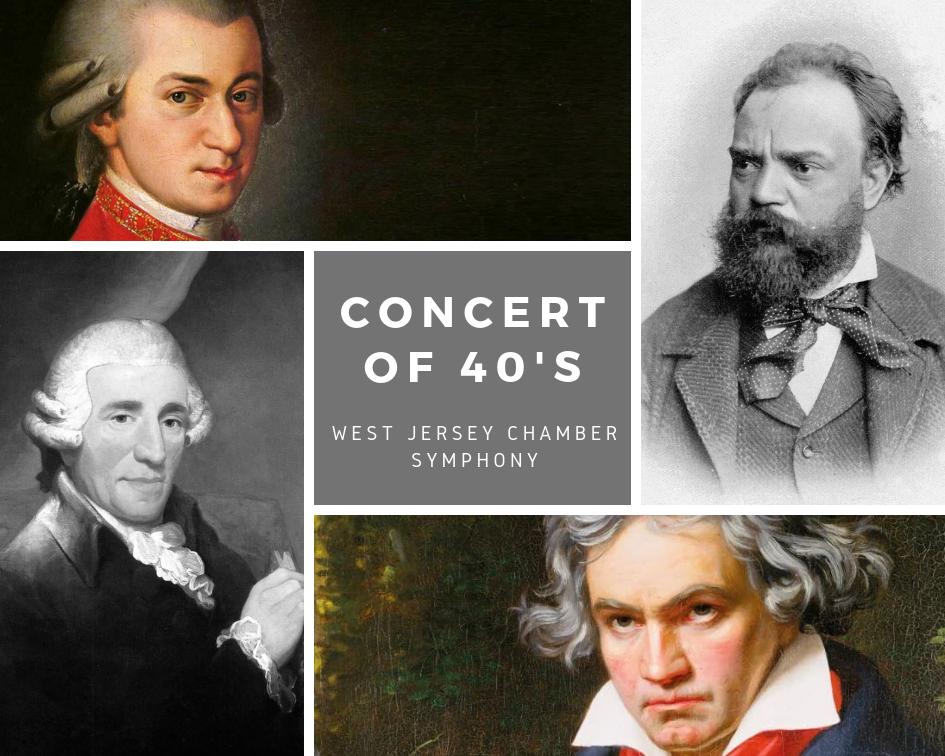 Concert of 40'S