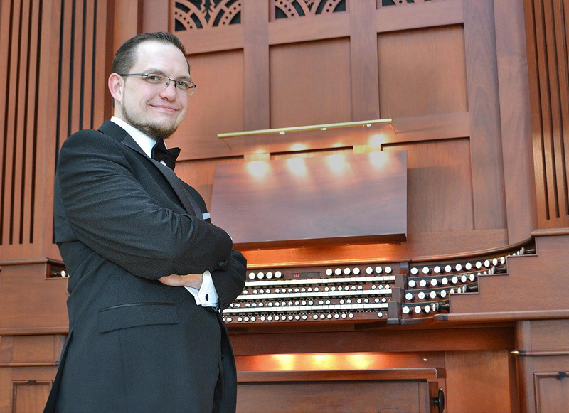 Daryl Robinson, Organist Music for Organ & Strings