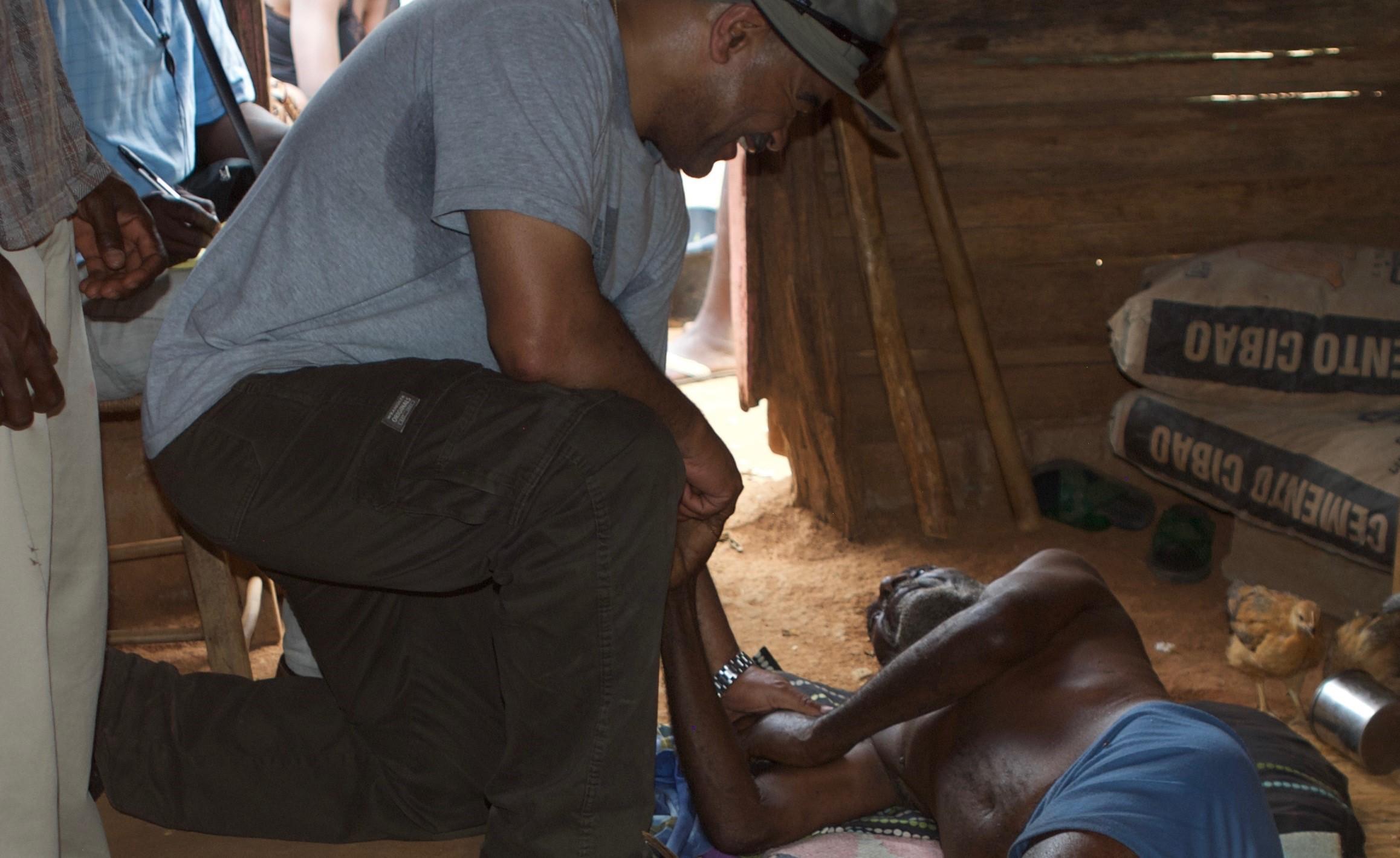 The Specter of Death ~ Always Near in Haiti