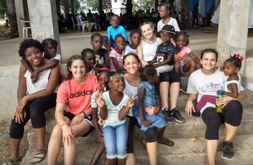 Step of Faith in Haiti