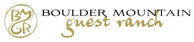 Boulder Mountain Guest Ranch Logo
