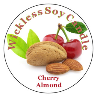 Cherry Almond wickless
