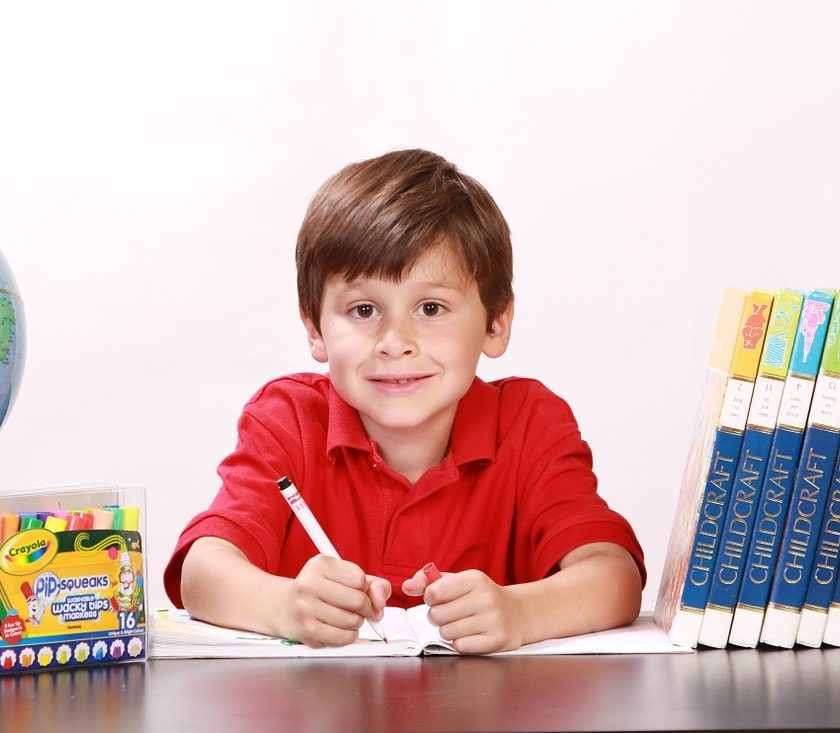 child's self esteem and confidence