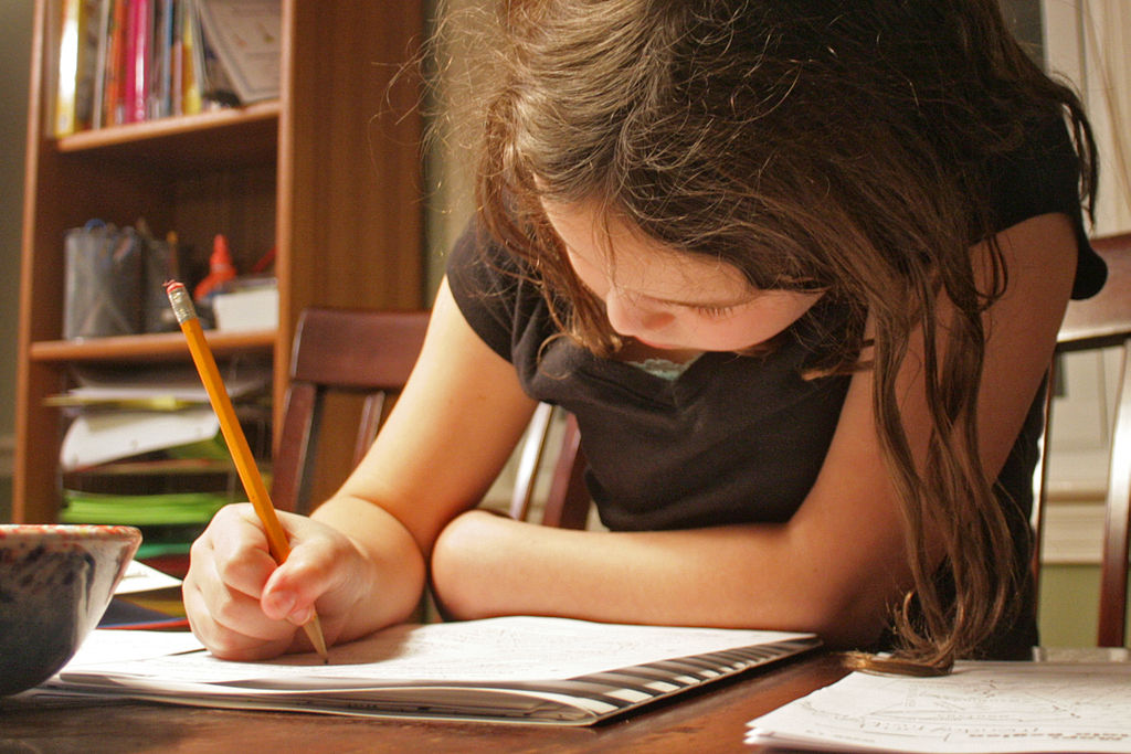 Get Tips for stress free homework