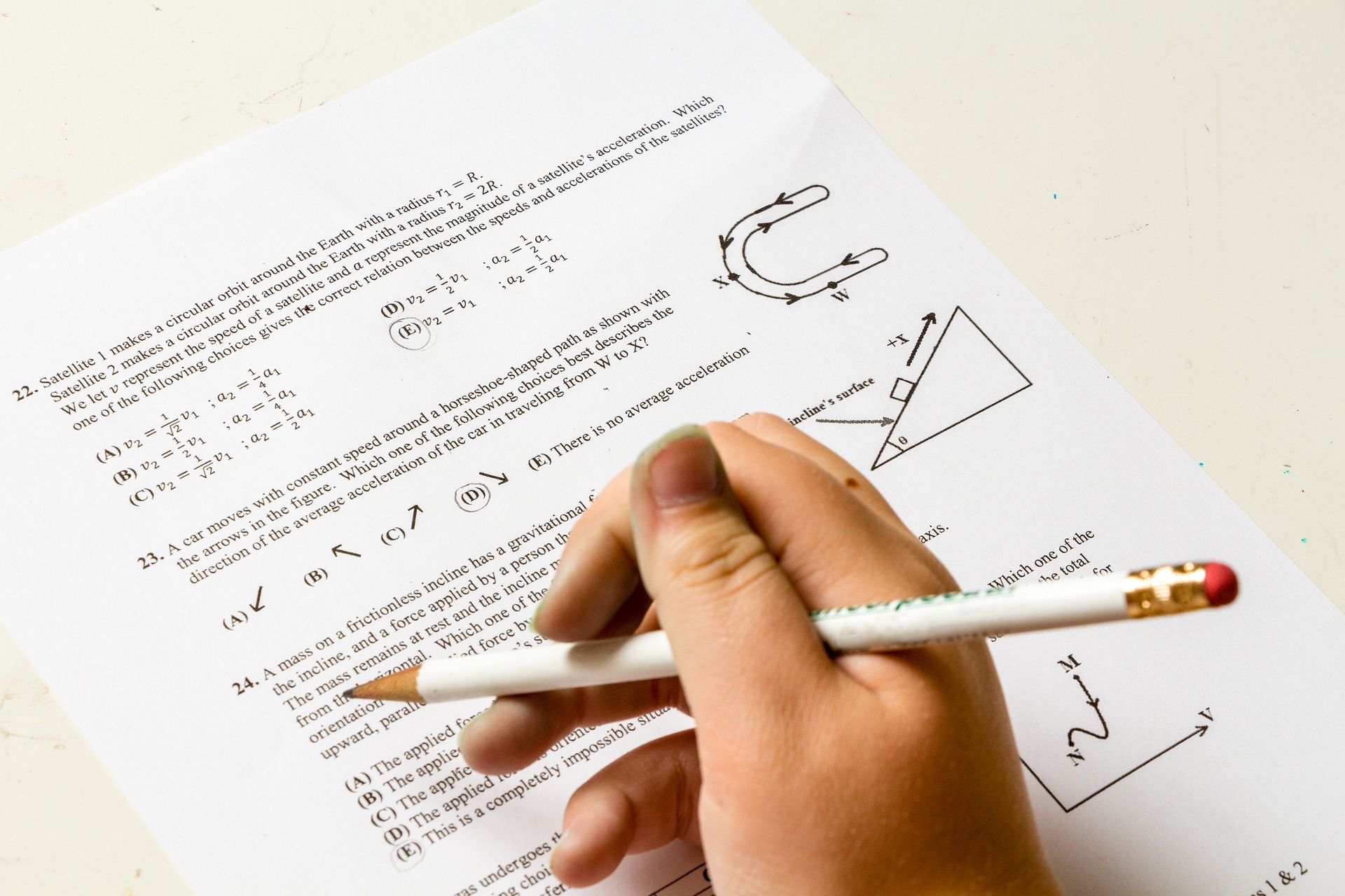 How to pass the 11 plus exam in England