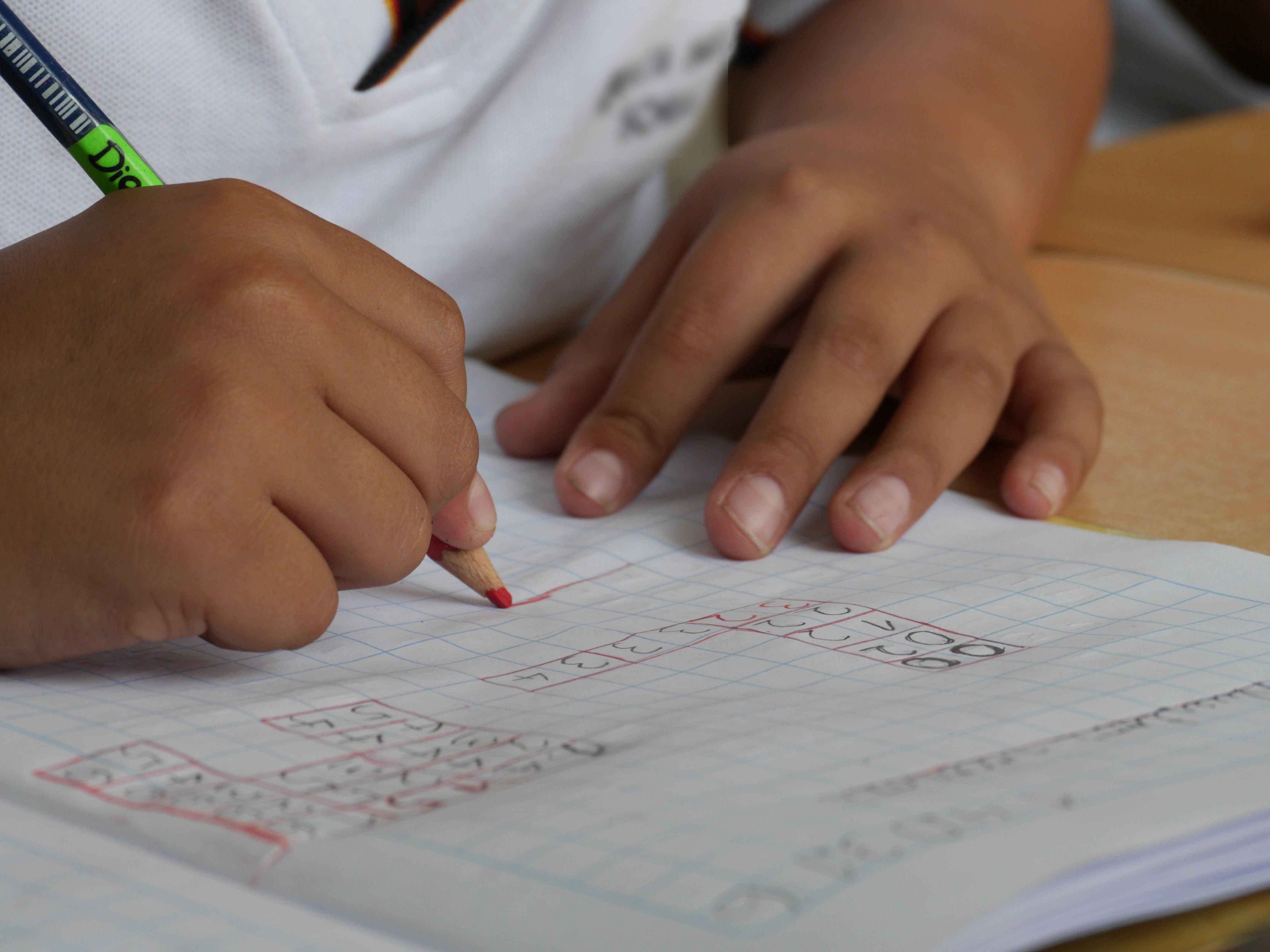 Help your child improve their math skills