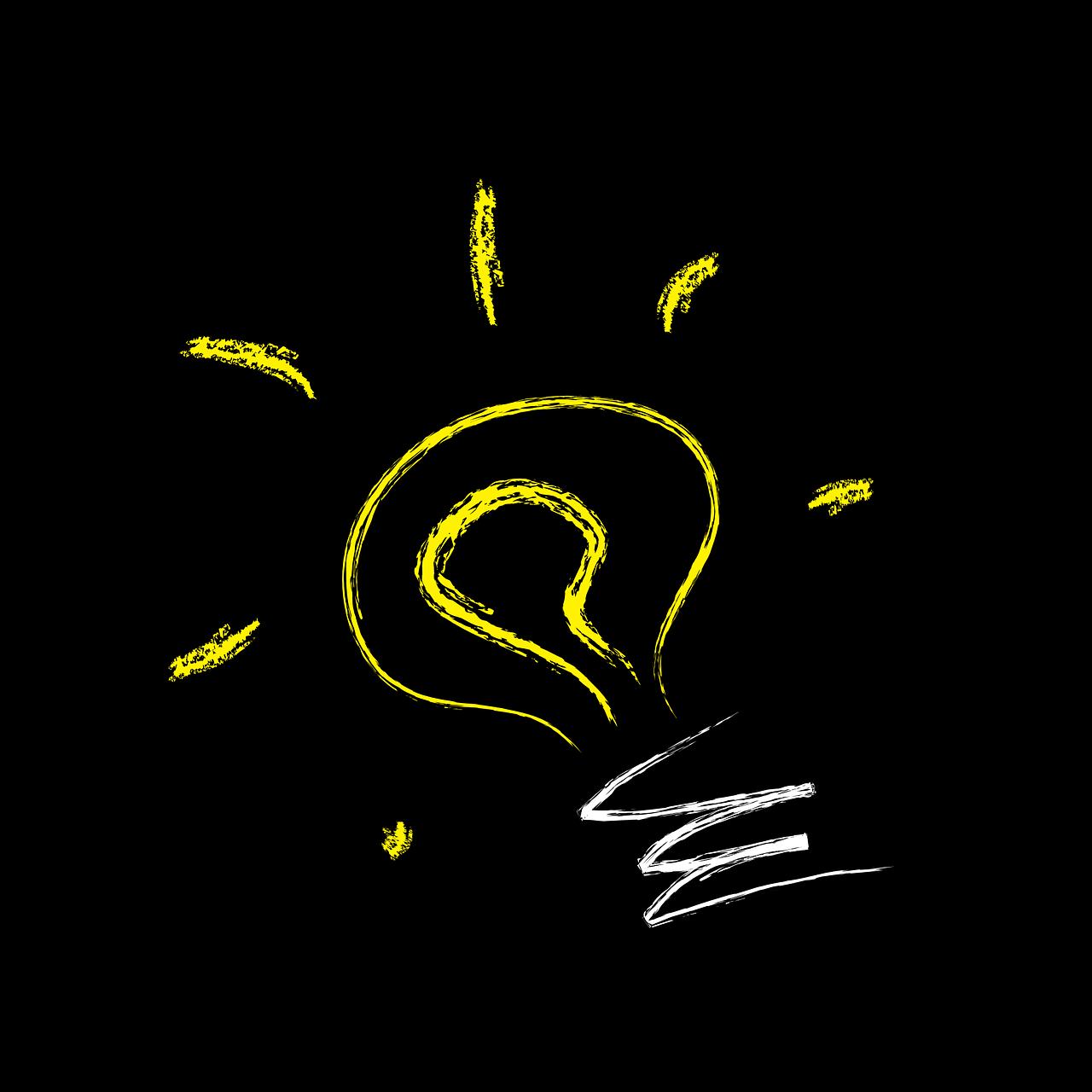 Image of a lightbulb.