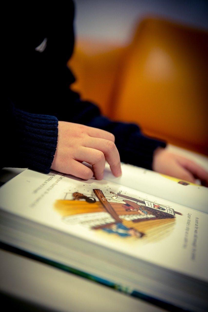 Encouraging children to read