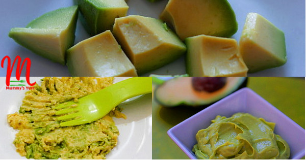 Avocado for Babies and Toddlers