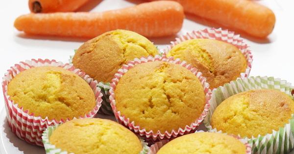 Carrot Vanilla Cupcakes