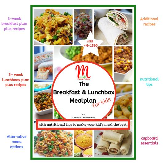 Get the mealplan
