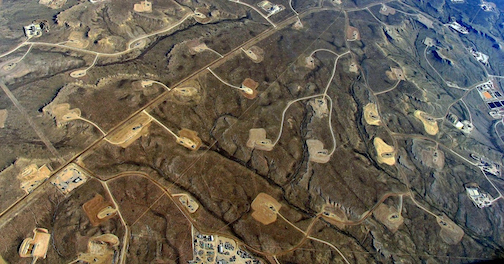 FrackingQuakes