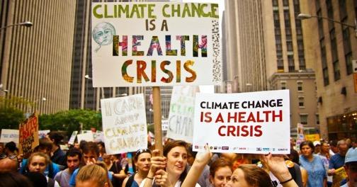ClimateHealthCrisis