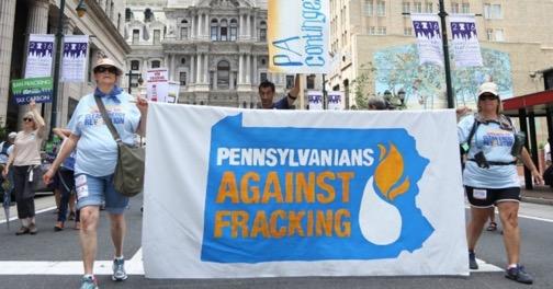 p-a-frackering