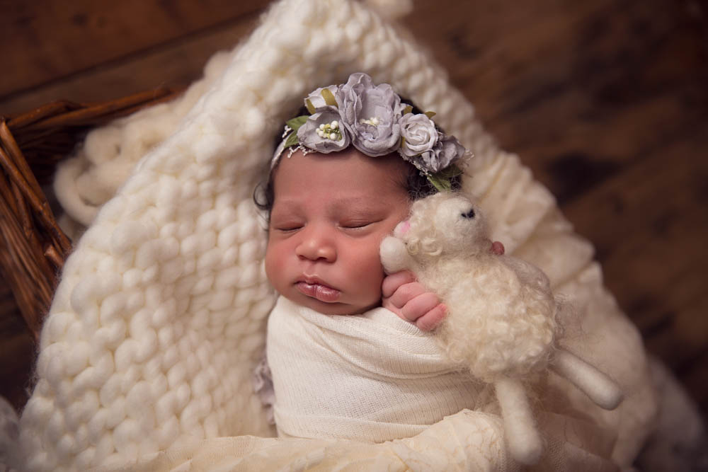 Newborn photography Houston