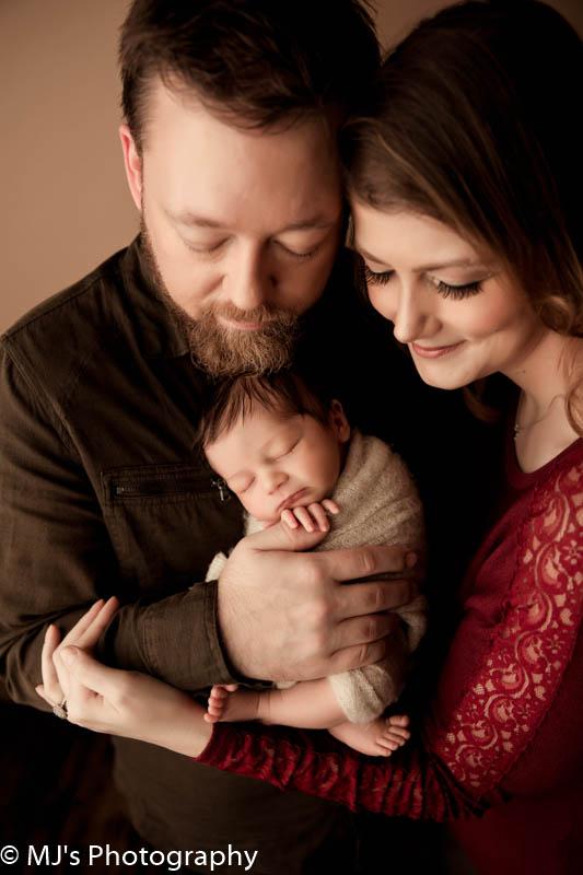 Avalon place photographer - Newborn photography