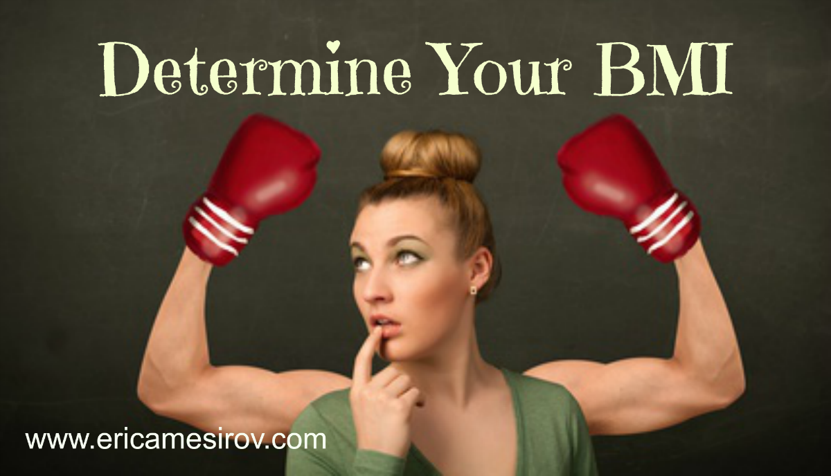 determine your BMI