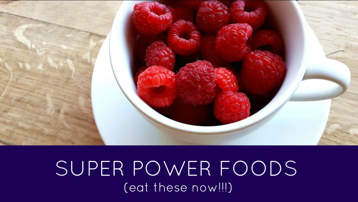super power foods